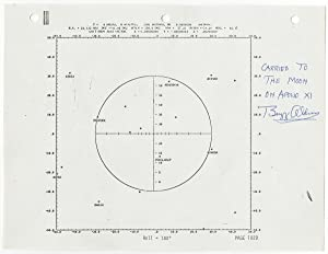 Star Chart Used During Historic Apollo 11 Flight, Inscribed and Signed by Buzz Aldrin
