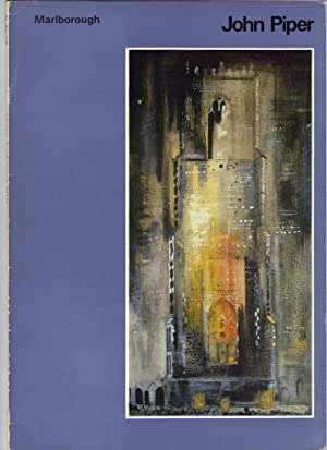 European topography 1967-69. Oil paintings and gouaches.: John Piper