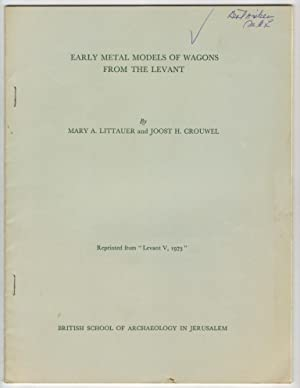 Early Metal Models of Wagons from the: Mary A. Littauer