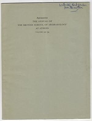 Sub-Marine Exploration in Crete, 1955 [ Reprinted: John Leatham &