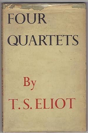 Four Quartets [4th Impression]: T. S. Eliot