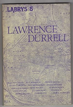 LABRYS 5 - Lawrence Durrell [SIGNED copy]: G.B. Young and