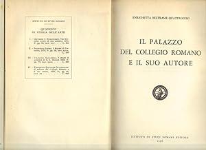 Il Palazzo del Collegio Romano e Il: Enrichetta Beltrame Quattrocchi