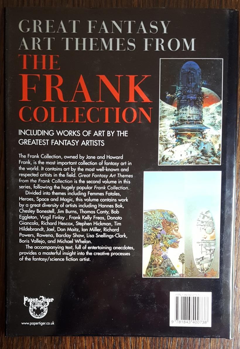 Great Fantasy Art Themes From The Frank
