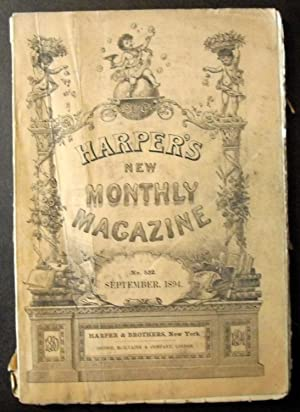 Harper's New Monthly Magazine - September 1894 #532