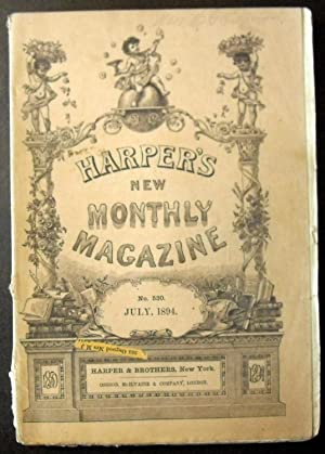 Harper's New Monthly Magazine - July 1894 #530