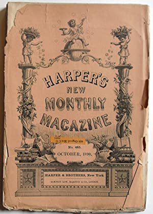 Harper's New Monthly Magazine - October 1890 #485