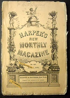 Harper's New Monthly Magazine - June 1888 #457