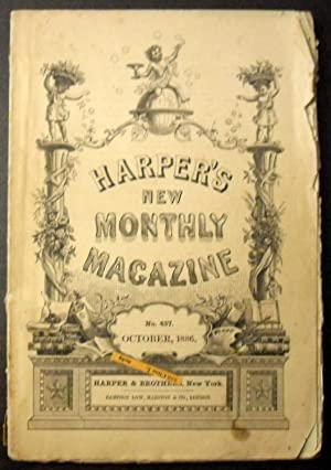 Harper's New Monthly Magazine - October 1886 #437