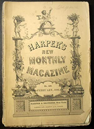 Harper's New Monthly Magazine - February 1886 #429