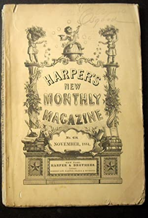 Harper's New Monthly Magazine - November 1884 #414