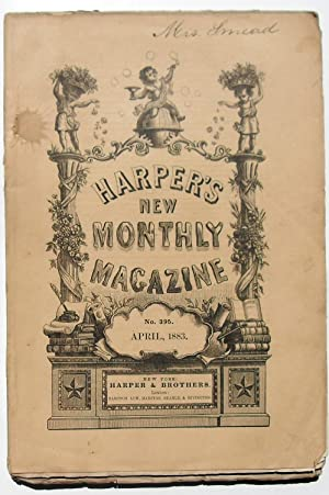 Harper's New Monthly Magazine - April 1883 #395