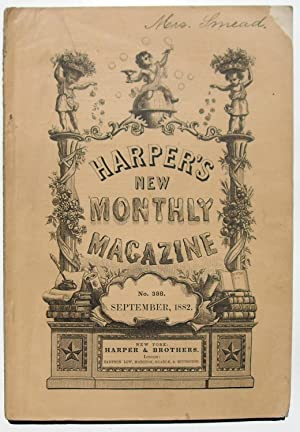 Harper's New Monthly Magazine - September 1882 #388