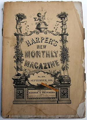 Harper's New Monthly Magazine - September 1881 #376