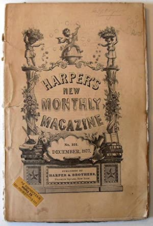 Harper's New Monthly Magazine - December 1877 #331