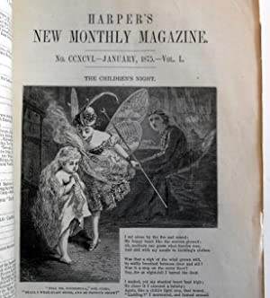 Harper's New Monthly Magazine - January 1875 #296: Zadel Buddington, Constance Fenimore ...