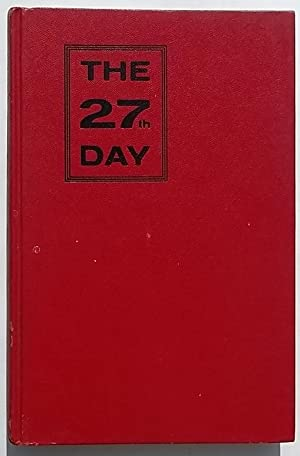 The 27th Day: John Mantley