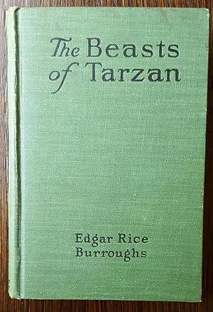 The Beasts of Tarzan: Burroughs, Edgar Rice