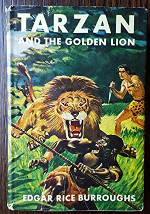 Tarzan and the Golden Lion: Burroughs, Edgar Rice