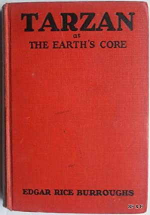 Tarzan at the Earth's Core: Burroughs, Edgar Rice
