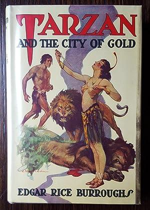 Tarzan and the City of Gold: Burroughs, Edgar Rice