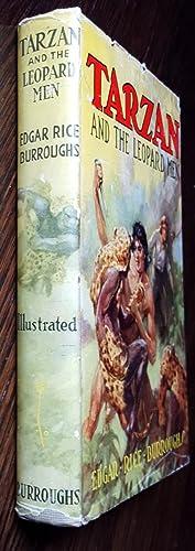 Tarzan and the Leopard Men: Burroughs, Edgar Rice
