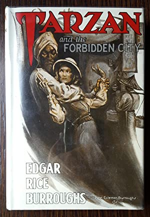 Tarzan and the Forbidden City: Burroughs, Edgar Rice