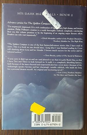 The Golden Compass: Pullman, Phillip
