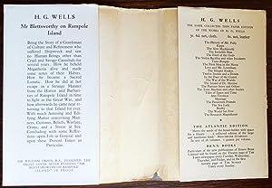 Mr Blettsworthy on Rampole Island: Wells, H.G.