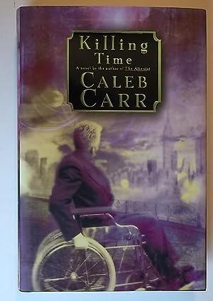 Killing Time: Caleb Carr