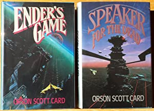 Ender's Game and Speaker for the Dead - 2 volume set