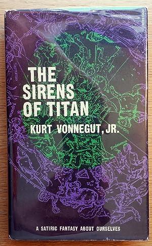 The Sirens of Titan: Kurt Vonnegut, Jr.
