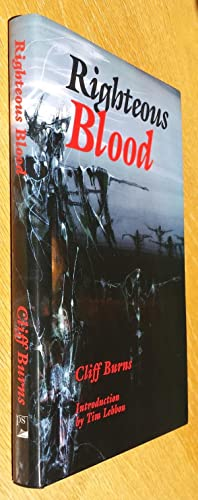 Righteous Blood: Cliff Burns