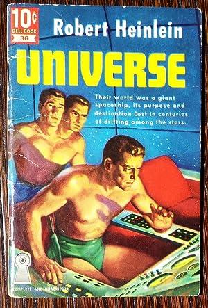Universe: Robert A. Heinlein