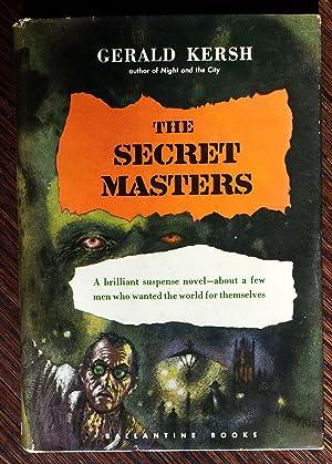 The Secret Masters: Gerald Kersh