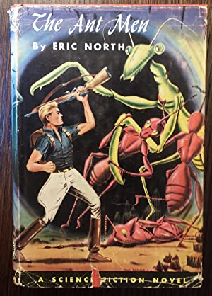 The Ant Men: Eric North