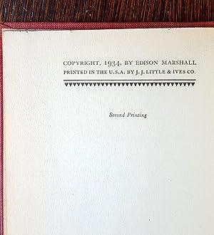 Ogden's Strange Story: Edison Marshall