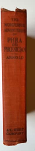 The Wonderful Adventures of Phra The Phoenician: Edwin Arnold
