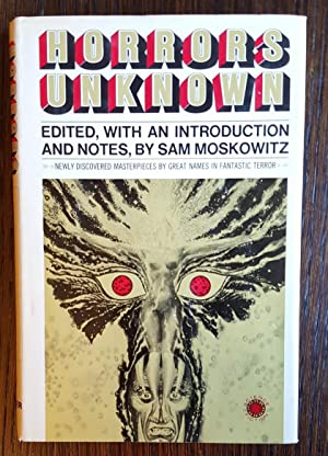 Horrors Unknown: Sam Moskowitz [Editor]