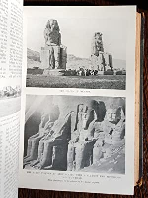 The Romance of the Ancient Nile in The Windsor Magazine Bound Volume XXXI: December 1909 - May 1910...
