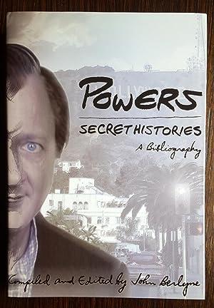 Powers: Secret Histories a Bibliography: John Berlyne [Compiler]