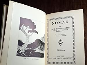 Nomad: Jordan-Smith, Paul