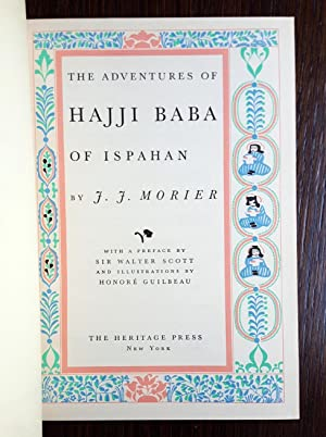 The Adventures of Hajji Baba of Ispahan: Morier, J.J.