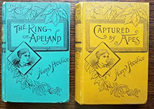 2 Volume set: The King of Apeland: Harry Prentice