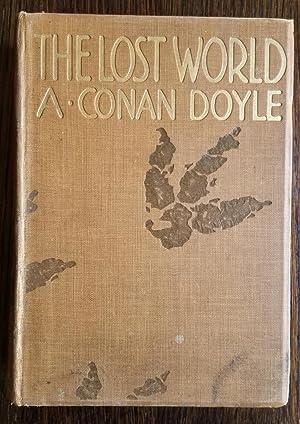 The Lost World: Arthur Conan Doyle
