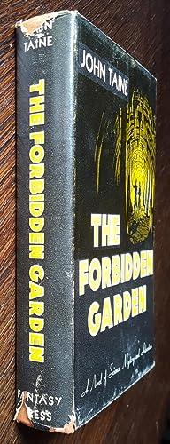 The Forbidden Garden: Taine, John