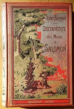 Découverte des Mines du Roi Salomon -: H. Rider Haggard