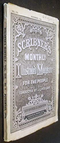Scribner's Monthly Magazine: An Illustrated Magazine for the People - November 1879