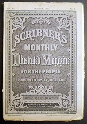 Scribner's Monthly Magazine: An Illustrated Magazine for the People - October 1880