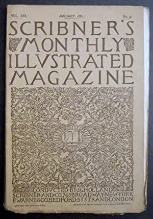 Scribner's Monthly Magazine: An Illustrated Magazine for the People - January 1881